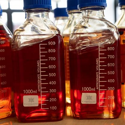 Delta 8 Distillate Amber